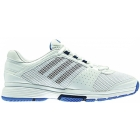 Adidas Women's Adipower Barricade Team 3 (Wht/ Pur) - Shoes