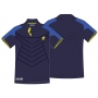 Lotto Men's Matrix Tech Polo (Navy/ Blue)