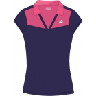 Lotto Women's Natty Polo (Mulberry/ Pink) - Lotto Apparel & Shoe Blowout Tennis Apparel