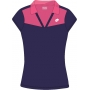 Lotto Women's Natty Polo (Mulberry/ Pink)