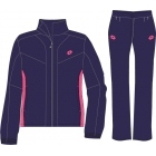 Lotto Women's Natty Suit (Mulberry/ Pink) - Lotto Apparel & Shoe Blowout Tennis Apparel