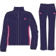 Lotto Women's Natty Suit (Mulberry/ Pink) - Women's Outerwear Tennis Apparel