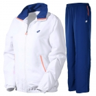 Lotto Women's Shela Suit (Navy/ White) - Women's Outerwear Warm-Ups Tennis Apparel