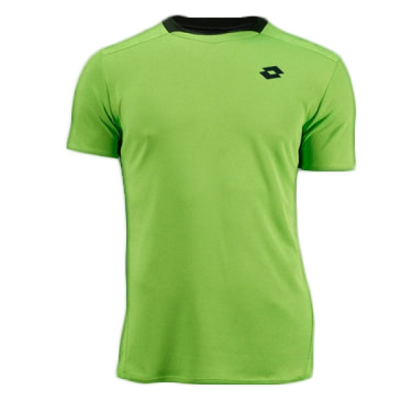 Lotto Men's Australian Open Crew Shirt (Clover/ Navy)