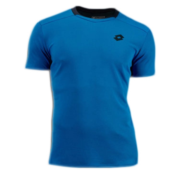 Lotto Men's Australian Open Crew Shirt (Blue/ Navy)