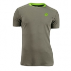 Lotto Men's Australian Open Crew Shirt (Cinder/ Clover) - Lotto