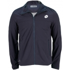 Lotto Men's David Ferrer 1000 Tennis Jacket (Deep Navy) - Men's Outerwear Jackets Tennis Apparel