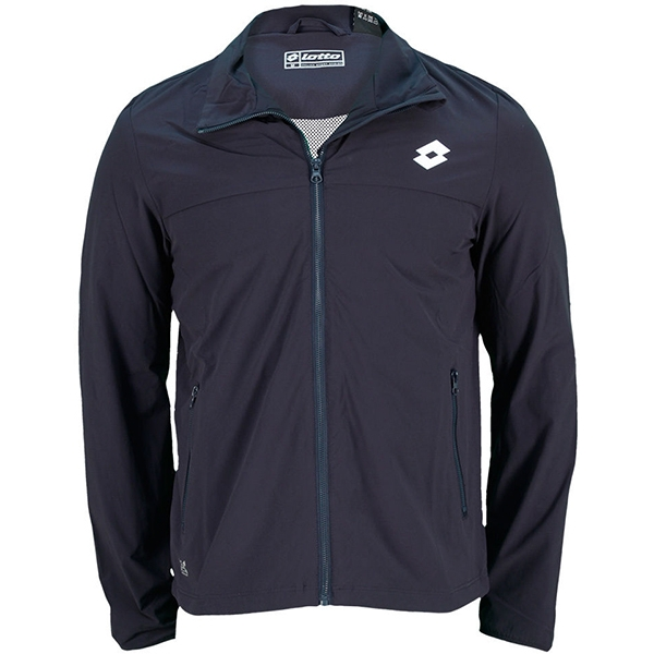 Lotto Men's Australian Open Tennis Jacket (Deep Navy)
