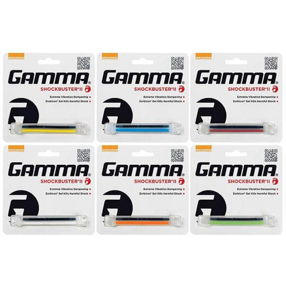 Gamma Shockbuster II Tennis Racquet Vibration Dampener