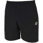 Lotto Men's David Ferrer 1000 Shorts (Navy/ Silver) - Lotto Tennis Apparel