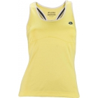 Lotto Women's Nixia Tank (Yellow/ White) - Lotto