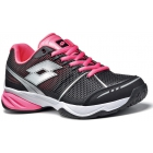 Lotto Women's Viper Ultra Tennis Shoes (Black/ Pink) - Women's Tennis Shoes