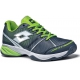 Lotto Men's Viper Ultra Tennis Shoes (Navy/ Green) - Lotto