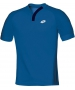 Lotto Men's Carter T-Shirt (Blue) - Tennis Apparel