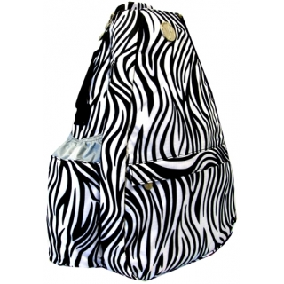 Jet Racing Stripes Small Sling Convertible