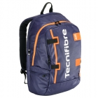 Tecnifibre Rackpack Tennis Backpack (Purple/Orange) - Tecnifibre