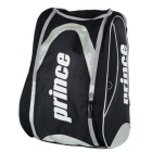Prince Racq Pack Tennis Backpack (Black/ Grey) - Prince Tennis Bags