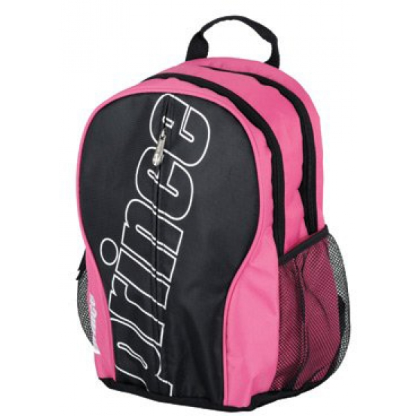 Prince Racq Pack Lite Tennis Backpack (Pink/ Black)