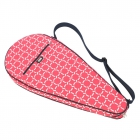 Ame & Lulu Cabana Tennis Racquet Cover - Tennis Bag Brands