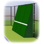 Rally Master 10 x 12 Back-Sloped Backboard (15°)