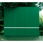 Rally Master 10 x 12 Back-Sloped Backboard (8°) - Tennis Backboards