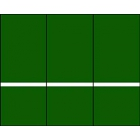 Rally Master 10 x 12 Tennis Backboard - Rally Master Tennis Backboards