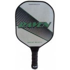Engage Raven Oversize Wide Body Pickleball Paddle (Green) - Pickleball Paddles