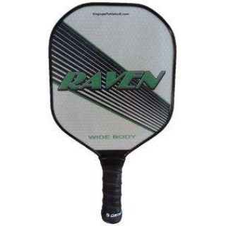 Engage Raven Oversize Wide Body Pickleball Paddle (Green)