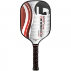 Gamma Compass LH Pickleball Paddle (Black) - Pickleball Paddles