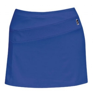 DUC React Women's Tennis Skirt (Blue)