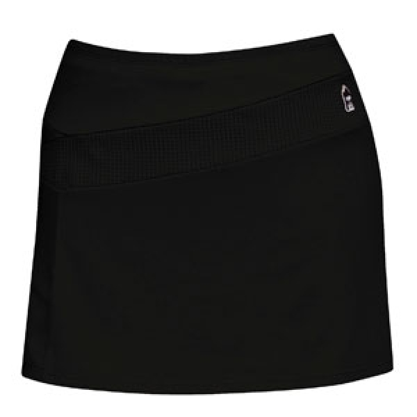 DUC React Women's Tennis Skirt (Black)