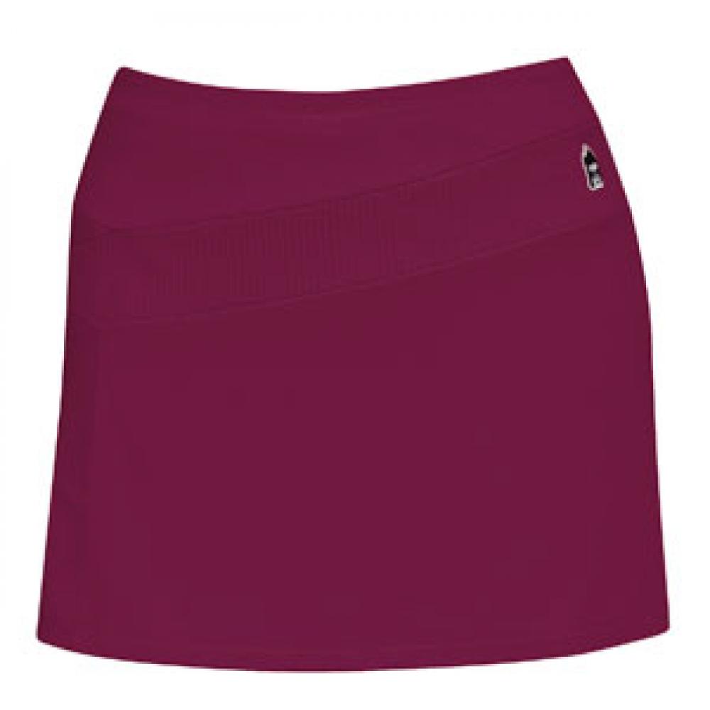 DUC React Women's Skirt (Maroon)