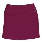 DUC React Women's Skirt (Maroon) - Women's Tennis Apparel
