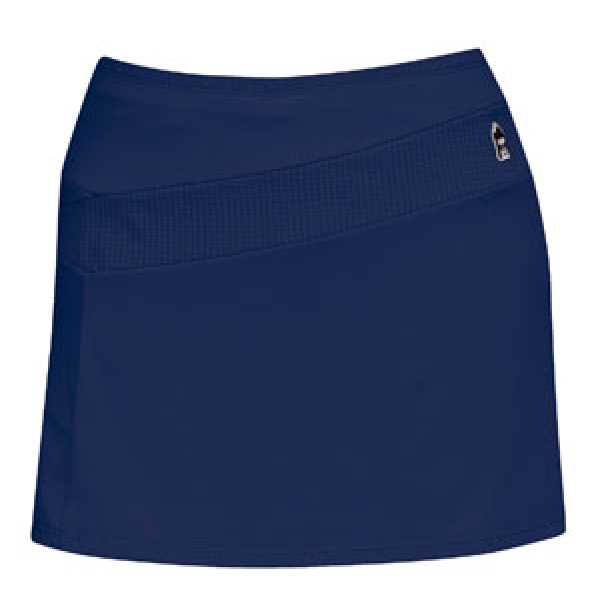 DUC React Women's Tennis Skirt (Navy) [SALE]