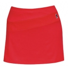 DUC React Women's Skirt (Red) - Women's Tennis Apparel