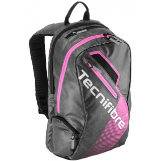 Tecnifibre Rebound Tennis Racquet Backpack (Black/Pink)