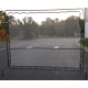 Courtmaster Deluxe Tennis Rebound Net and Frame 9'W x 7'H, #221 - Best Sellers