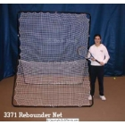 Rebounder Practice Net 6'W x 7'H - Tennis Equipment Types