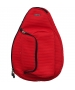 Jet Red Mesh Mini Backpack - Womens Bags