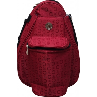 Jet Red C Baby Jet Backpack