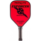 Pro-Lite Enforcer Graphite Paddle (Red) - Tennis Court Equipment