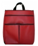 40 Love Courture Red Faux Sophi Tote - 40 Love Courture Sophi Tennis Tote