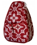 40 Love Courture Tahiti Flower Sophie Backpack - 40 Love Courture Tennis Bags