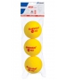Babolat Kids Stay and Play Red Foam Tennis Ball (3 Balls) - Training by Sport