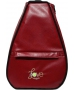 40 Love Courture Red Ostrich Elizabeth Tennis Backpack - New Tennis Bags