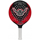 Viking Re-Ignite Ultra Platform Tennis Paddle (Black/ Red) - Paddle Tennis Racquets
