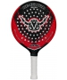Viking Re-Ignite Ultra Platform Tennis Paddle (Black/ Red) - Viking