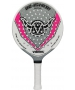 Viking Re-Ignite Ultra Platform Tennis Paddle (Grey/ Pink) - Viking