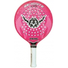 Viking Re-Ignite Lite Platform Tennis Paddle (Pink/ Black) - Other Racquet Sports