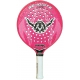 Viking Re-Ignite Lite Platform Tennis Paddle (Pink/ Black) - Viking